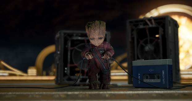 GUARDIANS OF THE GALAXY VOL. 2 - Now Playing in Theatres Everywhere