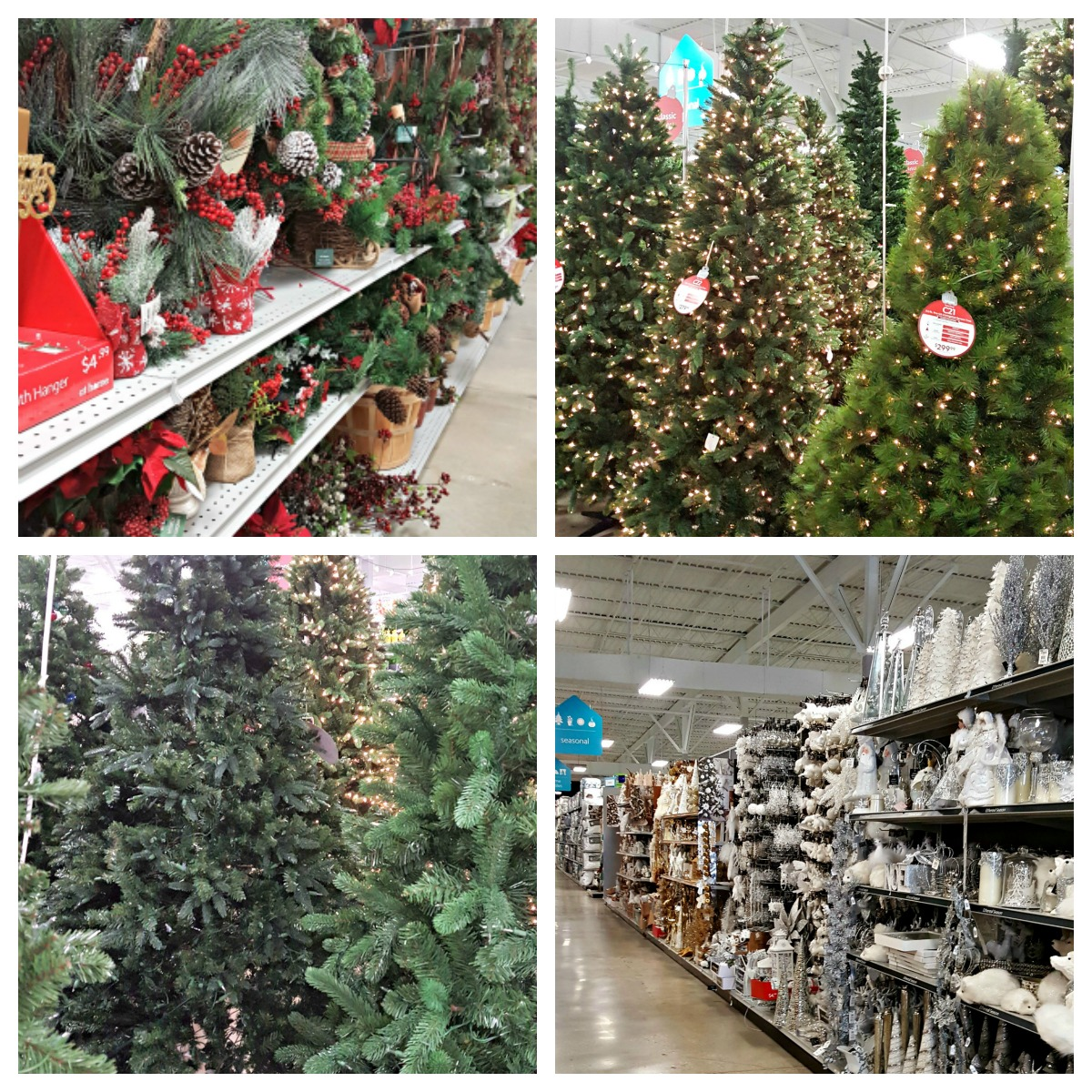 Shop Till You Drop Christmas Decor AT HOME Stores