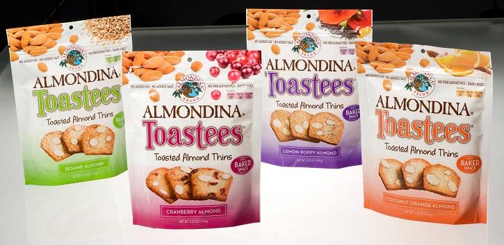 Almondina Snacks that Taste AWESOME