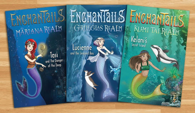 Enchantails Giveaway