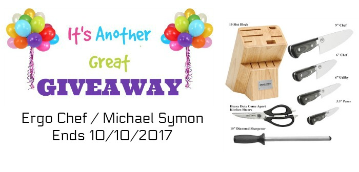 Ergo Chef/Michael Symon Giveaway