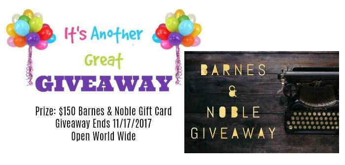 Barnes & Noble Giveaway