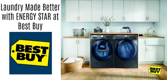 Laundry Made Better with ENERGY STAR at Best Buy