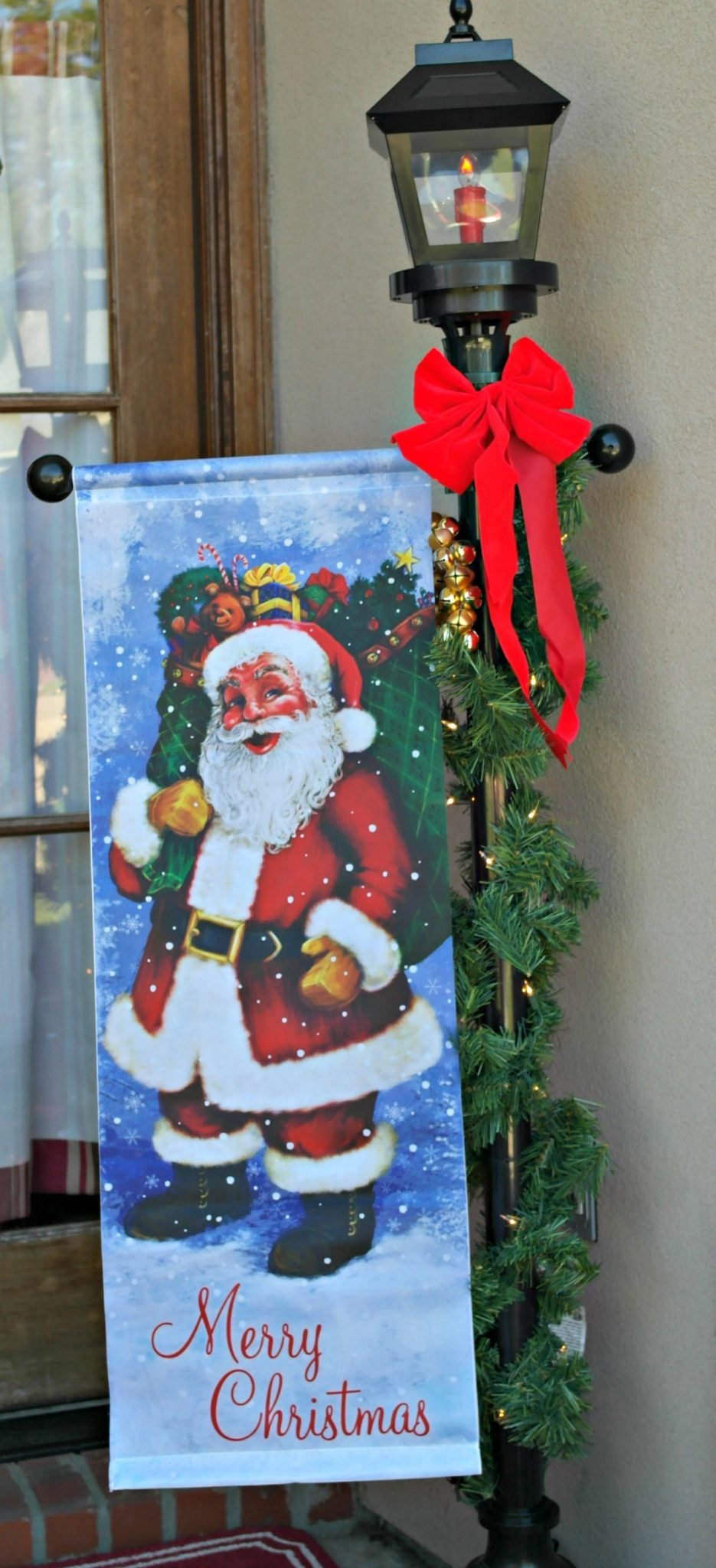 Holiday Decorating with At Home stores.