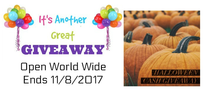 Halloween Cash Giveaway