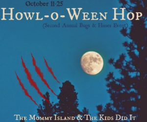 Howl-o-Ween Hop Peachskinsheets Giveaway