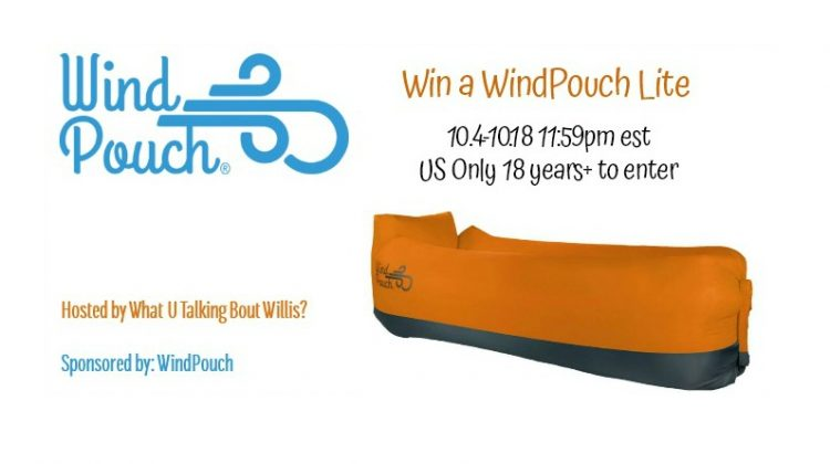 windpouch lite giveaway