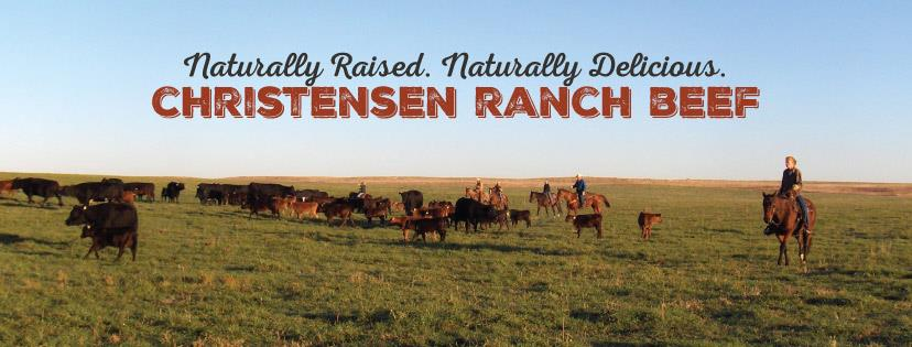 Humanely Raised Colorado Beef from Christiansen Ranch