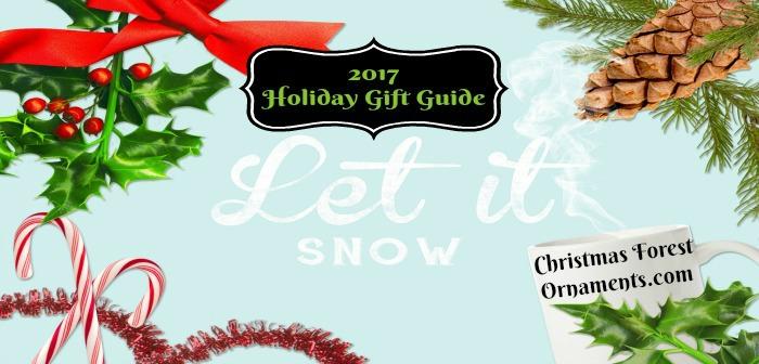 Christmas Forest + Ornaments.com = Festive Holidays