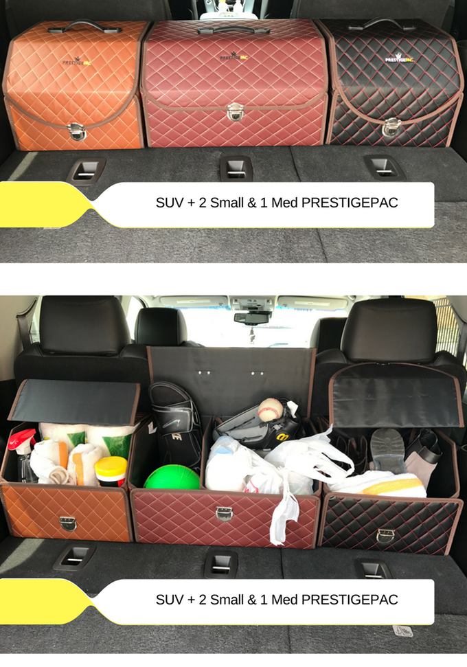 PrestigePac - Perfect for Holiday Road Trips