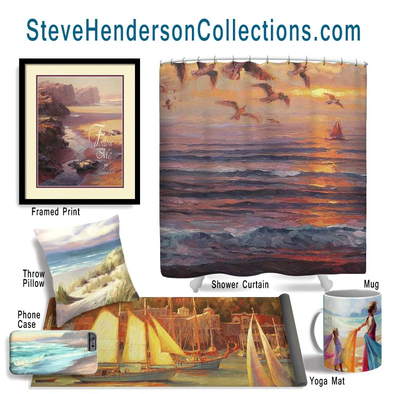 HO HO HO with Steve Henderson Art