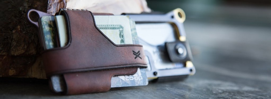 A New Standard in Wallets by TRAYVAX