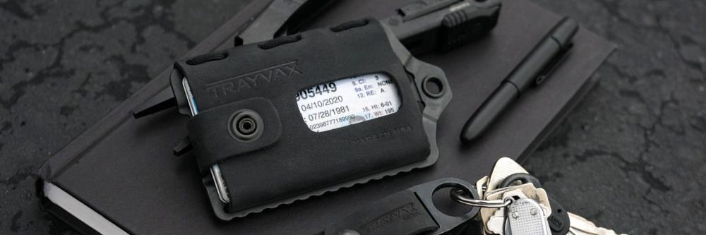 A New Standard in Wallets by TRAYVAX