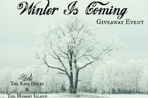Winter is Coming Giveaway Featuring MYNT