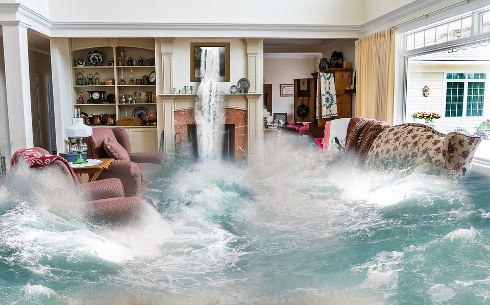 Water, Water, Everywhere... But Not In Your Hous
