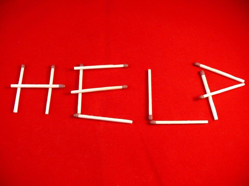 It's Okay To Need Help!