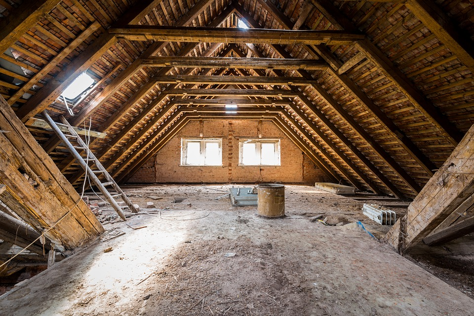 The Hidden Hovel That's A Great Hideaway! Upgrading Your Attic