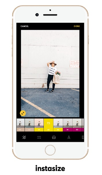 Instasize's Editing Power Shines Through With Stunning Filters