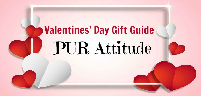 PUR Attitude – Pure Ingredients