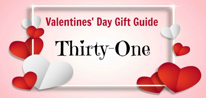 Thirty-One Bags for an Awesome Valentine's Day Gift