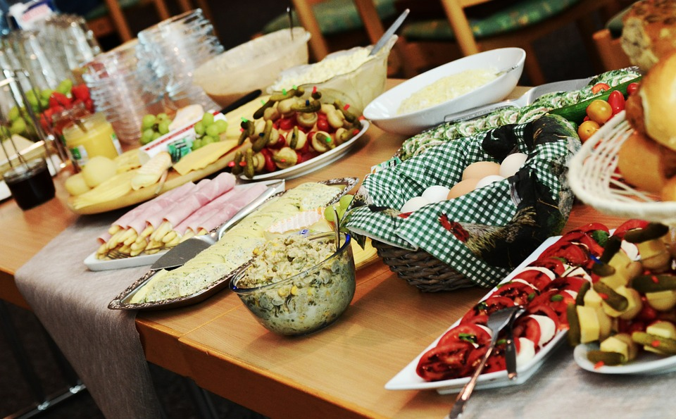 Top 4 Catering Ideas For A Standout Event