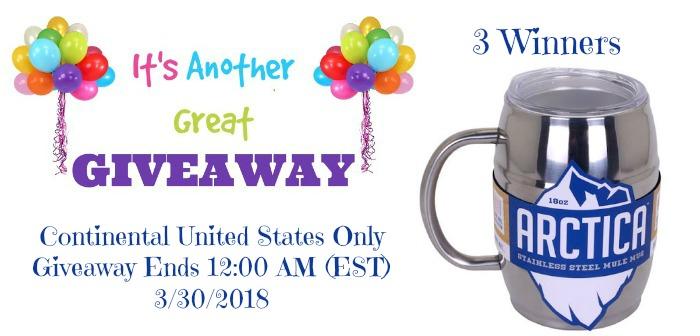 Viatek Arctica Mule Mug Giveaway