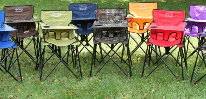 Comfy Outdoor Seating by ciao! baby