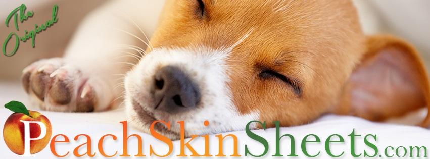 Rain Rain Go Away...Or Just Stay in Bed on PeachSkinSheets - Giveaway