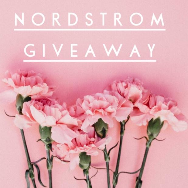 April Nordstrom Giveaway