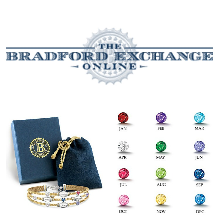 Special Jewelry for Special Moms...from Bradford Exchange Online
