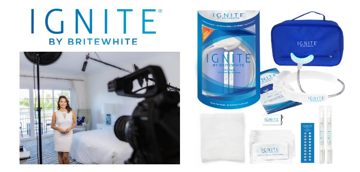 IGNITE By BriteWhite…LED Teeth Whitening System