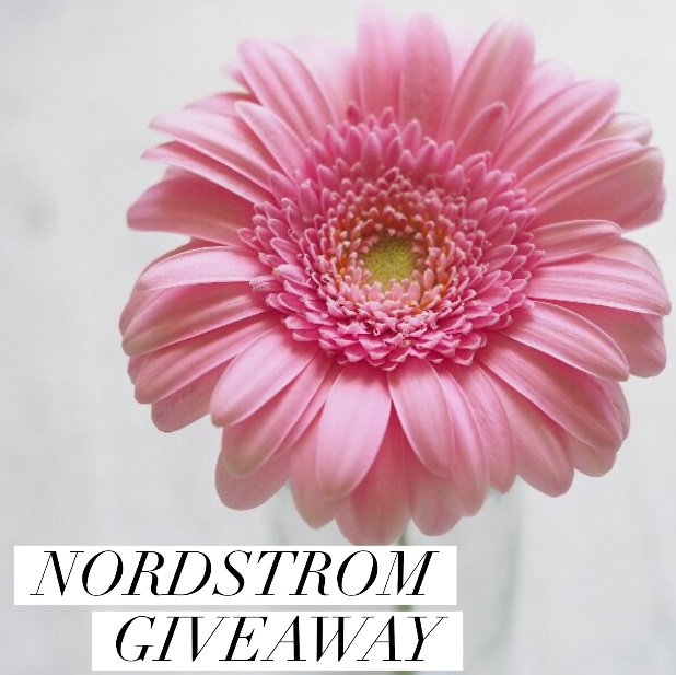 May $100 Nordstom Giveaway