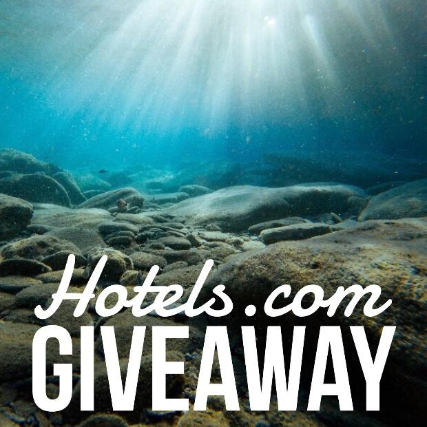 July Hotels.com Giveaway