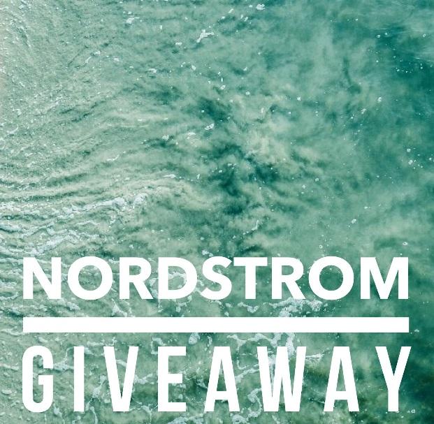 July Nordstrom Insta Giveaway
