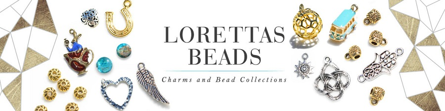 Loretta's Beads...My Go To Etsy Shop for Beads, Charms and MORE!