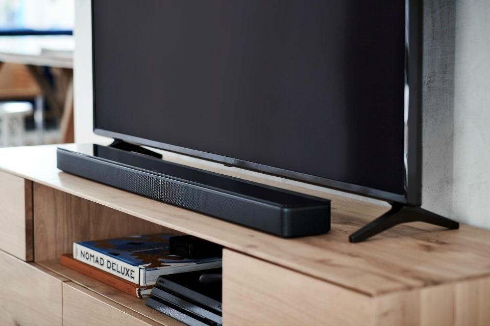 Bose® Home Sound Bar and Bass Module at Best Buy