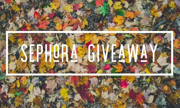 October Sephora Giveaway