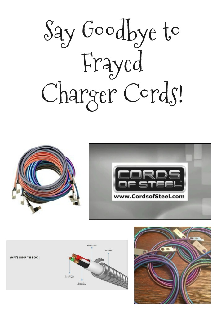 With Cords of Steel Frayed Cords are a Thing of the Past