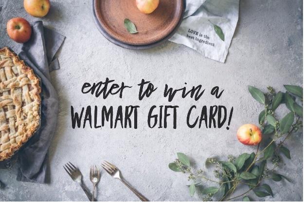 November Walmart Giveaway