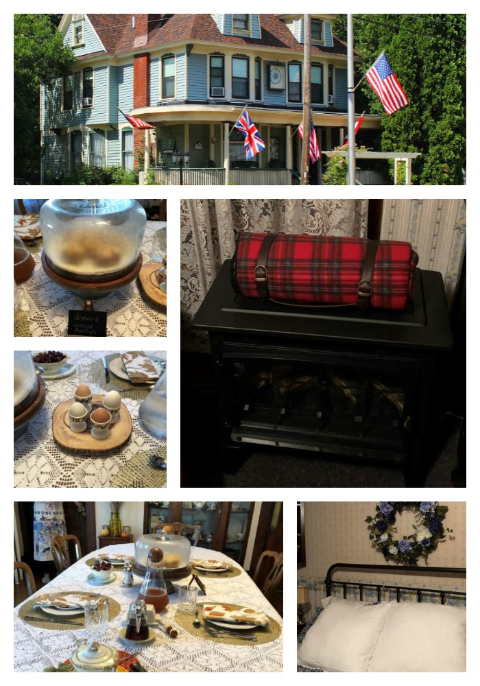 Sit Back and Relax at The Red Kettle Inn Bed and Breakfast