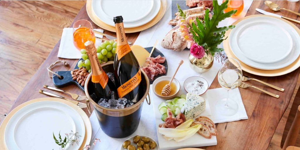 Celebrating Spring in Style with Mionetto Prosecco