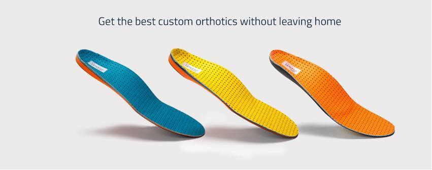 Give Mom the Gift of Happy Feet with Upstep Orthotics