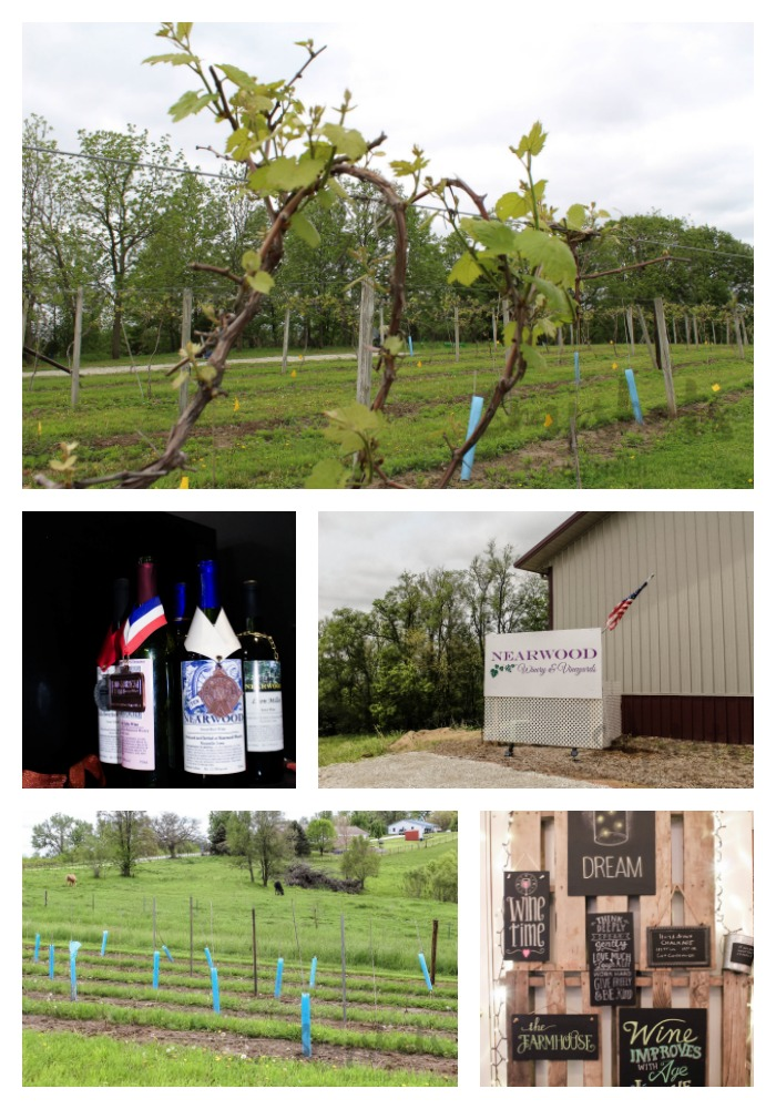 Nearwood Winery and Vineyards Harvest Hosts