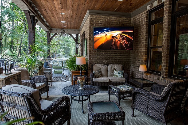 SunBrite TVs | Veranda Series From Best Buy