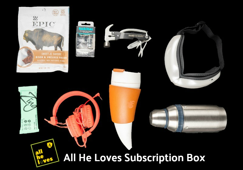 All He Loves Subscription Boxes