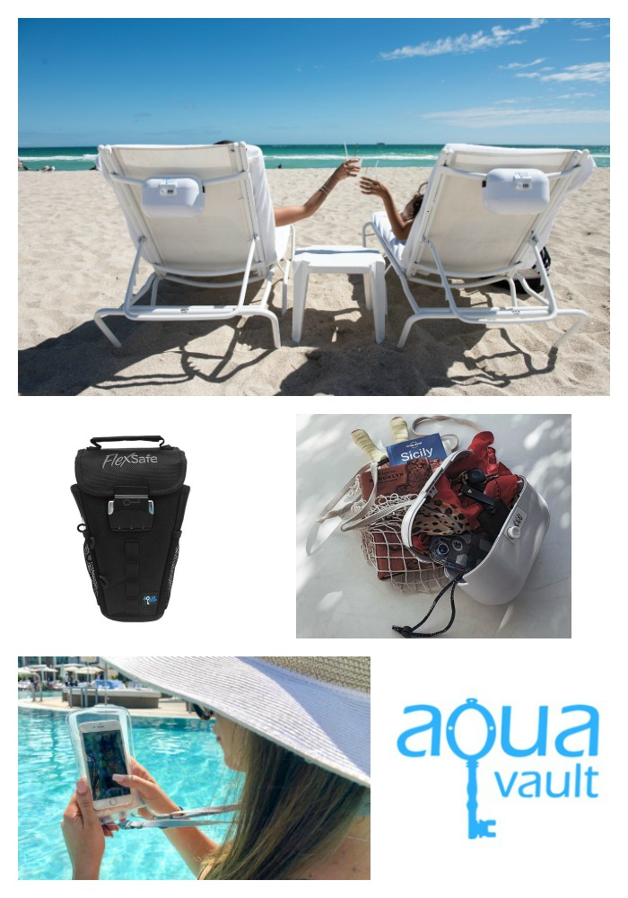 Keep You Valuables Safe With AquaVault