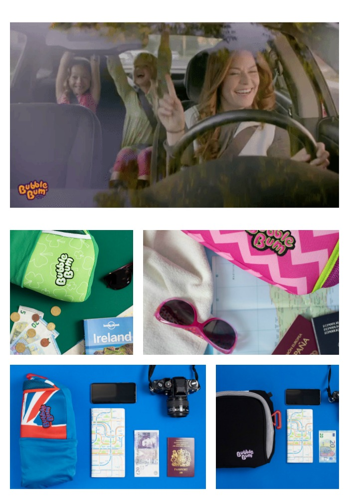 2019 Summer Fun Summer Travel Gift Guide Page - Bubble Bum