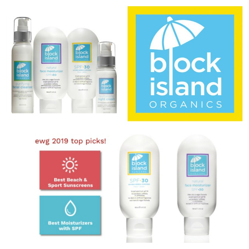 2019 Summer Fun Summer Travel Gift Guide Page - Block Island Organics