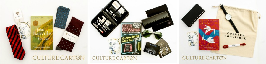 Culture Carton for the Sophisticated Dad