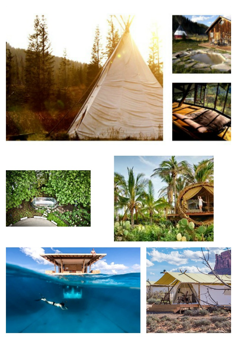 2019 Summer Fun Summer Travel Gift Guide Page - Glamping Hub